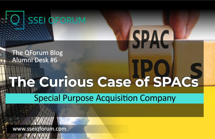 The Curious Case of SPACs (Special Purpose Acquisition Company)