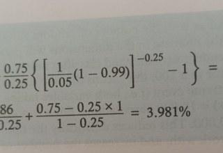 Car calculation