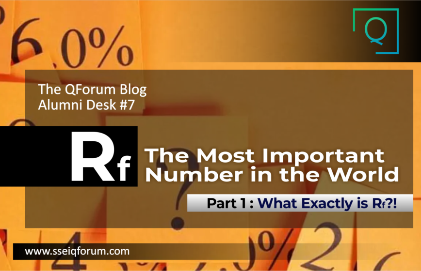 Rf—The Most Important Number in the World   Part 1 : What exactly is Rf?!